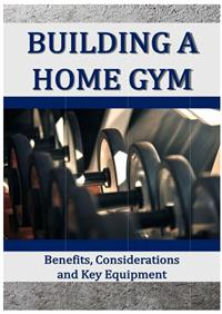 Building a Home Gym eBook